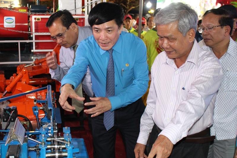 Sôi nổi các hoạt động chuẩn bị Đại hội điểm Công đoàn tỉnh Tiền Giang