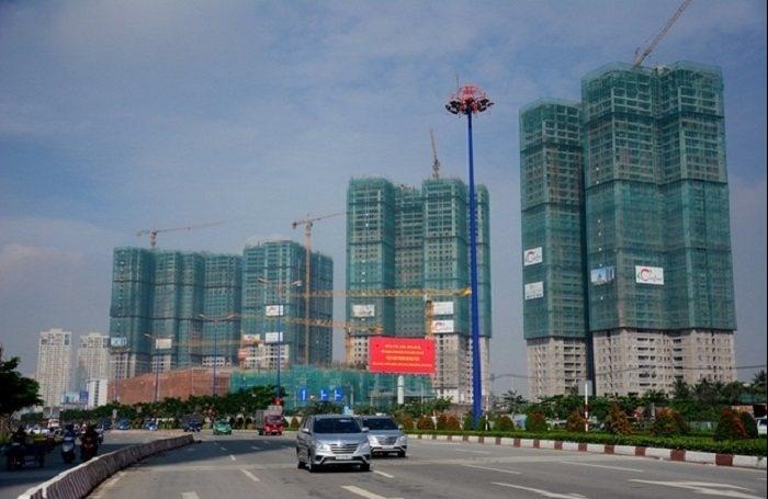 TP HCM: 70 dự án bung hàng, 37.000 căn hộ chào bán mới, giá tăng 5%