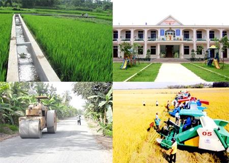 Xây dựng nông thôn mới tại 27 xã khu vực biên giới tỉnh Nghệ An