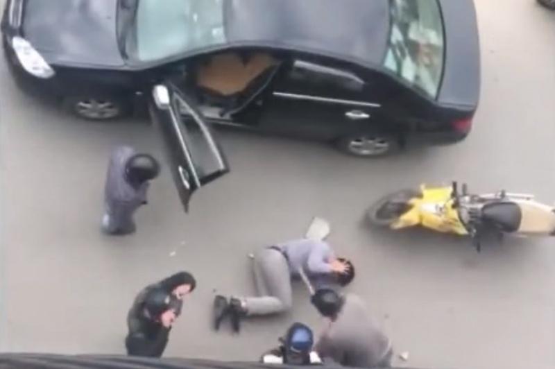 Hải Phòng: Nhóm côn đồ hành hung người giữa đường