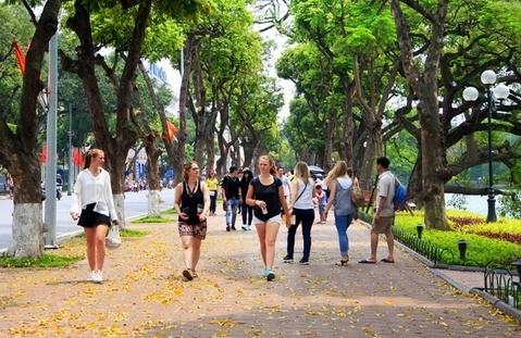 Du lịch Hà Nội đặt mục tiêu đón 25,4 triệu lượt khách năm 2018