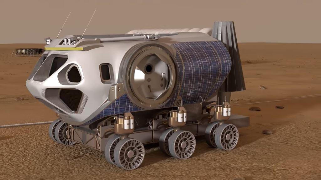 NASA thử nghiệm thành công lò phản ứng hạt nhân ứng dụng trên sao Hỏa