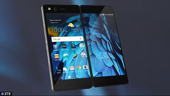LG sắp tung smartphone có thể gập lại, cạnh tranh với Samsung