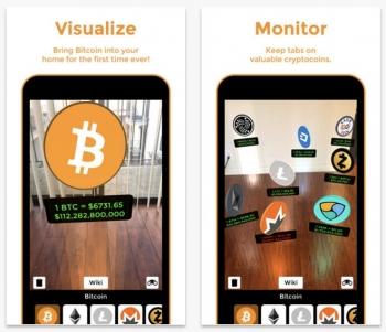 ung dung rai bitcoin ethereum quanh cho ngoi de cap nhat gia