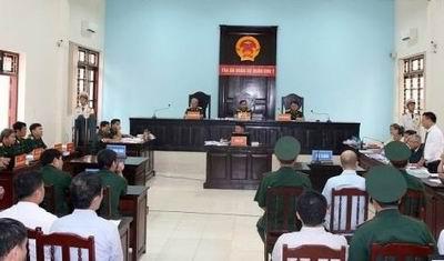 Chế độ báo cáo công tác của Ngành Thi hành án Quân đội