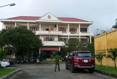 Kết luận vụ Phó Chánh Thanh tra tỉnh Quảng Nam tử vong tại trụ sở