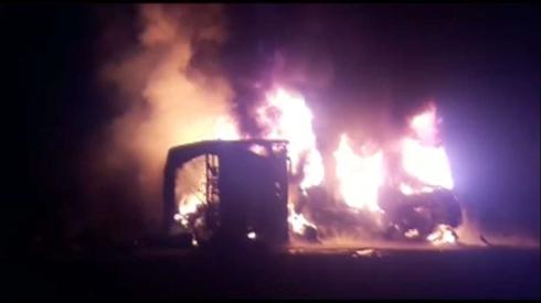 Pakistan: Xe tải va chạm với xe buýt, ít nhất 26 người thiệt mạng