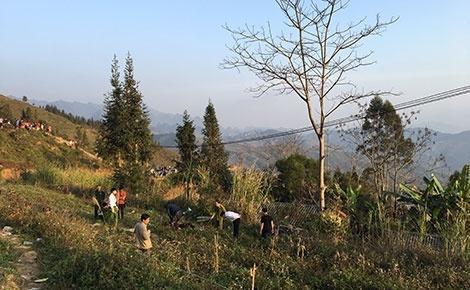 Hà Giang: Truy bắt nghi can giết người, 1 trung uý công an hy sinh