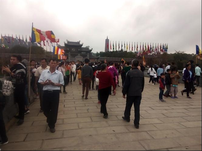 Ninh Bình sẵn sàng cho ngày khai hội chùa Bái Đính 2018