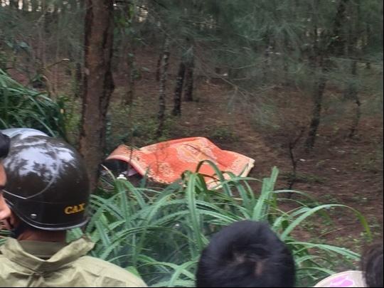 Thanh Hóa: Phát hiện thi thể người đàn ông Hàn Quốc ở rừng phi lao