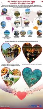 hoi an sanh ngang maldives trong top diem den ngay valentine