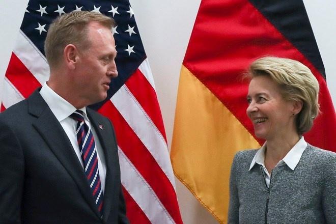 Mỹ và Đức thảo luận việc Washington rút khỏi Hiệp ước INF