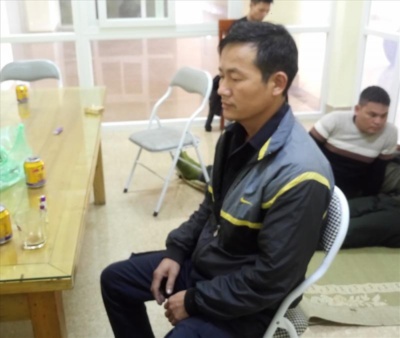Quảng Ninh: Bắt giữ 9 đối tượng trộm cắp 140 tấn than