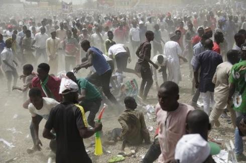 Nigeria: Bạo lực đẫm máu, 66 người bị sát hại ở miền Bắc ngay trước bầu cử Tổng thống