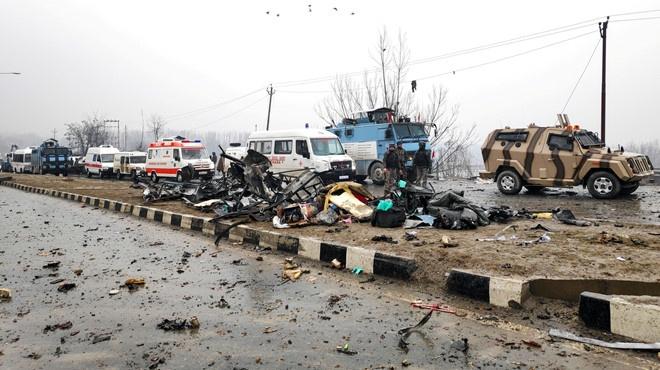Ấn Độ triển khai chiến dịch cô lập Pakistan sau vụ khủng bố đẫm máu Pulwama