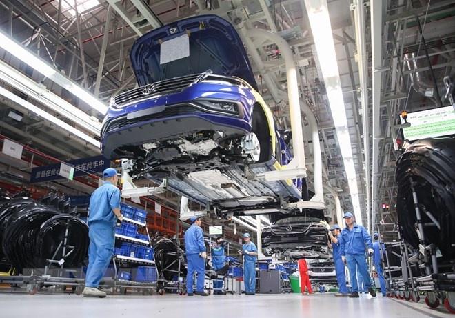 Doanh số bán xe của Volkswagen trong tháng đầu tiên của năm 2019 giảm khoảng 1,8% so với cùng kỳ