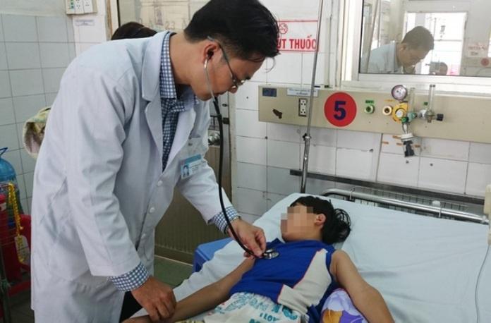 TP.HCM: Mỗi tuần có gần 1.000 ca nhập viện vì sốt xuất huyết