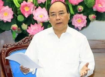 thu tuong chinh phu chu tri cuoc hop ra soat cong tac chuan bi hoi nghi thuong dinh my trieu tien lan hai