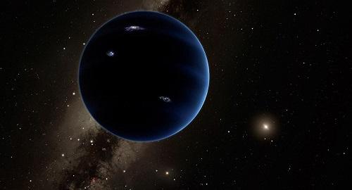 Phát hiện Mặt Trăng mới cực nhỏ bay quanh sao Hải Vương