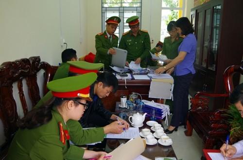 Hà Giang: Bắt tạm giam Phó giám đốc Ban Quản lý rừng đặc dụng