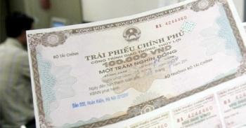 dieu chinh ke hoach von trai phieu chinh phu