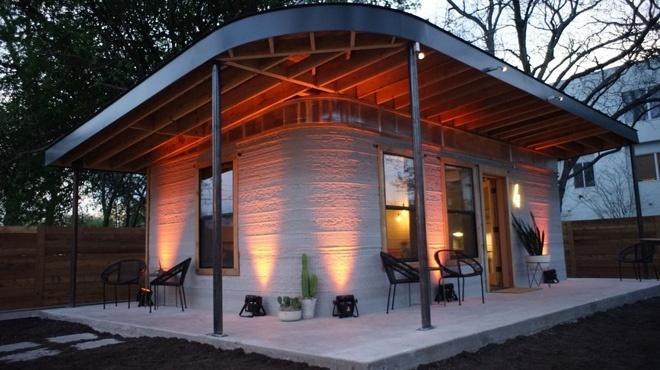 Hy vọng cho 1 tỷ người vô gia cư với nhà in 3D giá rẻ