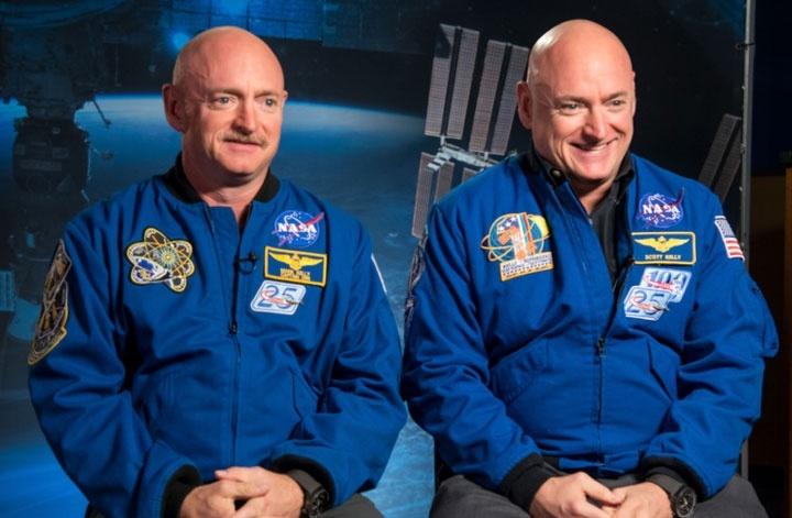 Phi hành gia thay đổi thể hiện gen sau 1 năm ở ngoài vũ trụ
