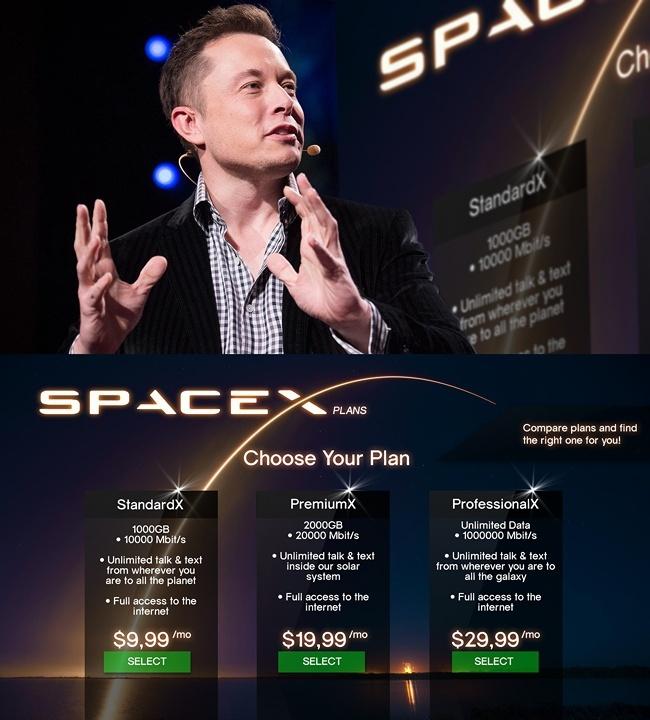Thực hư gói cước internet vệ tinh của Elon Musk với tốc độ 1 triệu Mbps giá rẻ