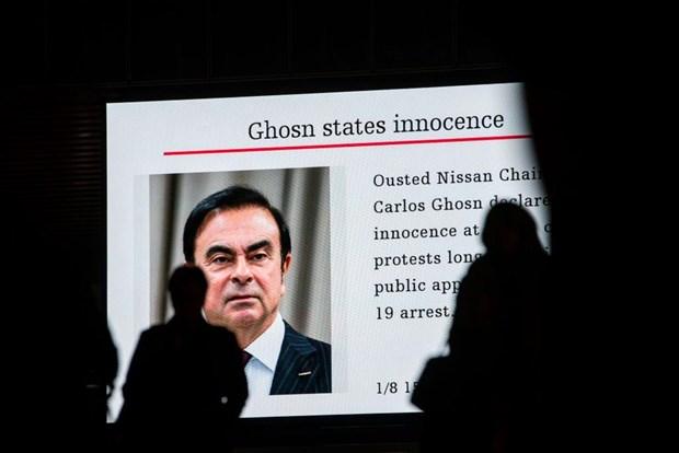 Cựu Chủ tịch Nissan được tại ngoại sau hơn 3 tháng bị bắt giữ
