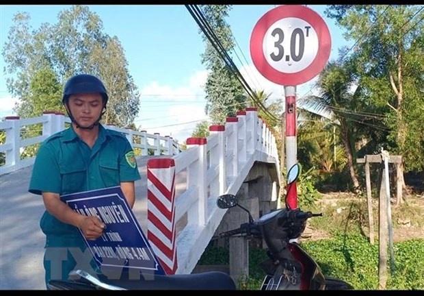 bac lieu thao bang ten cau mang ten pho chu tich xa o bac lieu