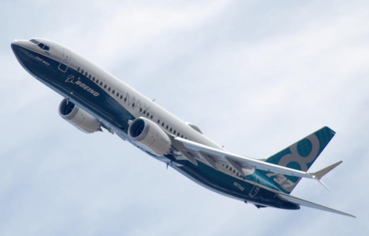cuc hang khong cam toan bo hoat dong cua dong may bay boeing 737 max trong khong phan viet nam