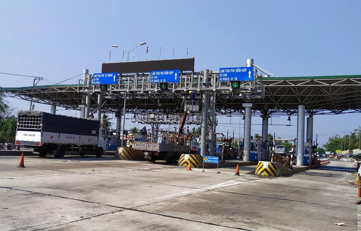 Bộ Giao thông Vận tải: Ngày 25/3 sẽ chưa thu phí trở lại trạm BOT Cai Lậy