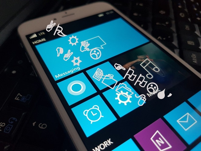 lo anh iphone chay windows 10 mobile