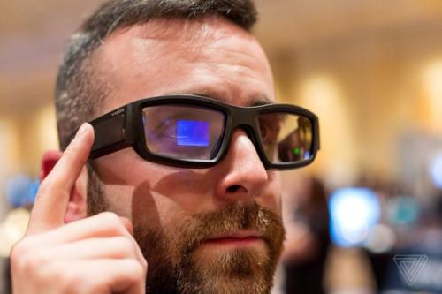 Thiếu kinh phí, Intel từ bỏ dự án kính thông minh