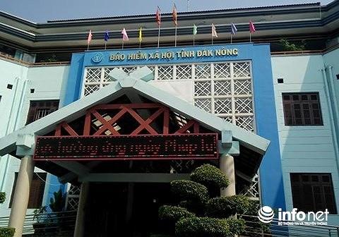Giám đốc Bảo hiểm xã hội huyện Tuy Đức, Đắk Nông bị khai trừ Đảng vì tự ý lập quỹ riêng