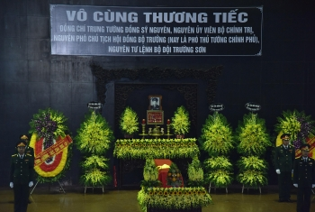 to chuc trong the le tang dong chi dong sy nguyen