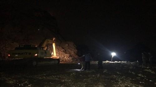 Nổ mìn khai thác đá ở Quảng Ninh, 1 công nhân mất tích