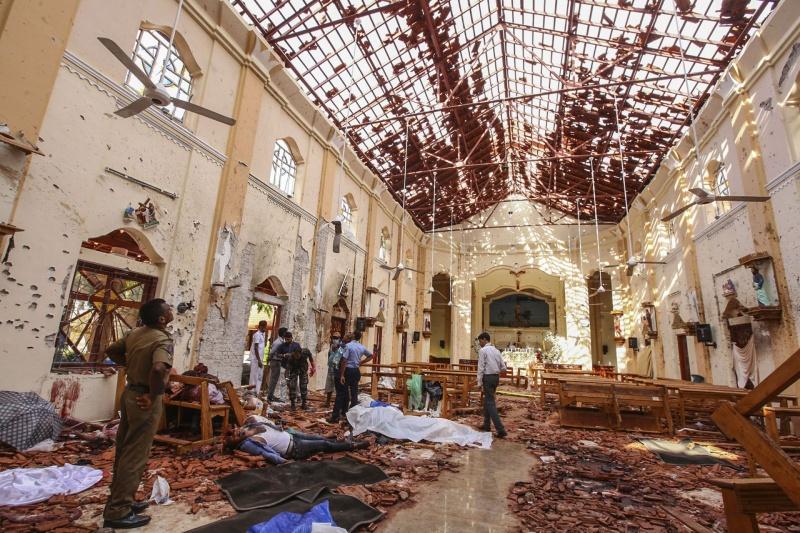 Diễn biến mới xung quanh vụ khủng bố ở Sri Lanka