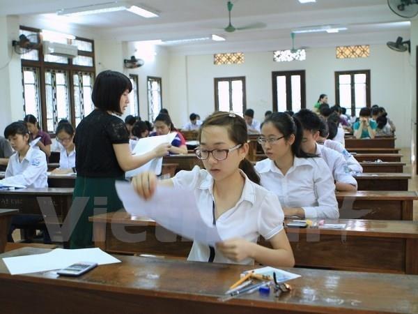Hủy kết quả trúng tuyển các thí sinh liên quan gian lận điểm thi