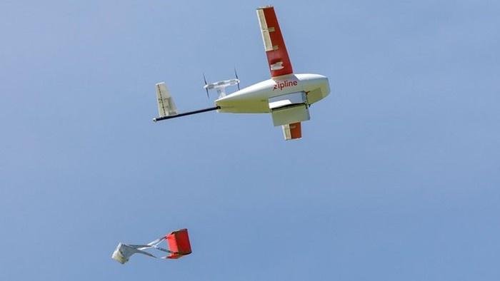 Ra mắt mạng lưới vận chuyển bằng máy bay không người lái lớn nhất thế giới