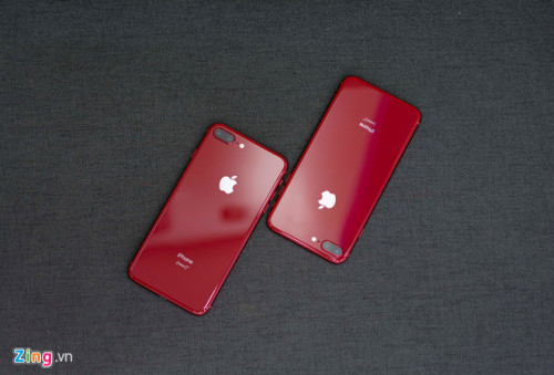 Iphone 8 red chính hãng chính thức được mở bán tại Việt Nam với giá từ 21 triệu đồng
