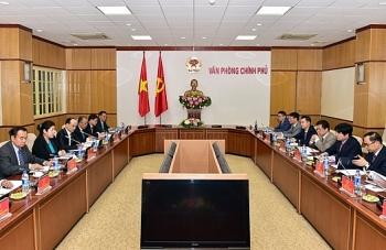 vpcp ban hanh ke hoach cong tac phong chong tham nhung nam 2018