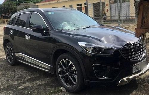 Hà Tĩnh: Truy tìm được chiếc xe ôtô gây tai nạn chết người rồi bỏ trốn