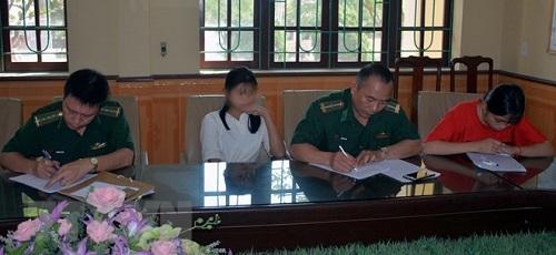 Quảng Ninh: Giải cứu thành công hai thiếu nữ bị lừa bán sang Trung Quốc