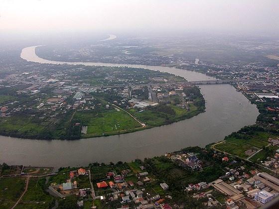 Ngăn chặn các vi phạm trên công trình thủy lợi bờ hữu ven sông Sài Gòn