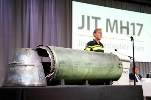 Tổng thống Putin: Nga không bắn rơi MH17