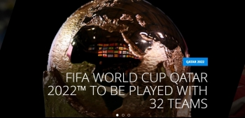 fifa quyet dinh so doi bong du world cup 2022