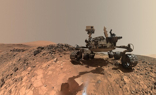 NASA: Trong quá khứ, sao Hỏa từng tồn tại sự sống