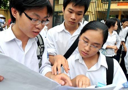 Sở GD&ĐT TP Hà Nội công bố 10 đề thi tham khảo tuyển sinh vào lớp 10 năm học 2019-2020
