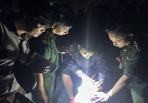 Tổ chức tìm kiếm du khách Philippine bị lạc trong rừng Sơn Trà